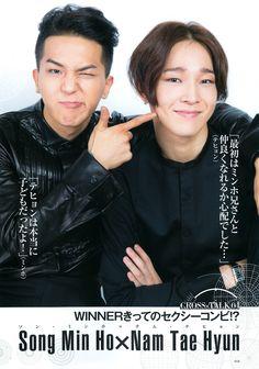 Minho + Taehyun
