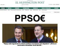 PSOE y PP ¿lo mismo es?