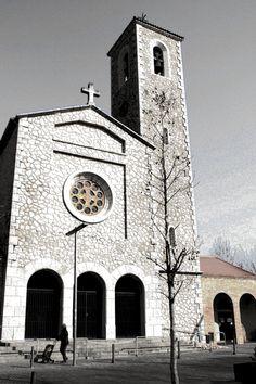 Begues Church