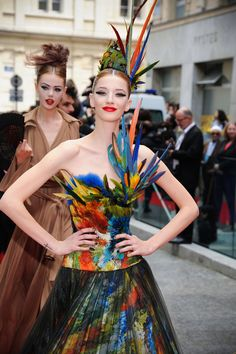 Bright colours like Francois Nielly!