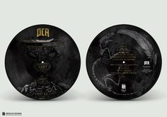 "Picture disc vinyl 10"""