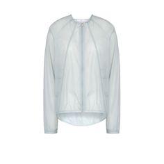 ステラマッカートニーアディダス| Adidas by Stella McCartney サイクリング ジャケット ¥ 21,600 スタイル : S14660 エッグシェルの色調のサイクリングジャケットです。後ろ身頃下部はフローラルジャカードで仕上げてあります。  ジップスルーフロントの丸みのある襟、反射材のディテールが特徴で、袖口と裾は伸縮性のある縁飾りで仕上げてあります。  後ろ身頃にadidas by Stella McCartneyのロゴが付いています。