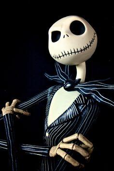 Jack Skeleton Nightmare Before Christmas - Jack Skellington Image Halloween, Halloween Town, Happy Halloween, Halloween Christmas, Christmas Movies, Christmas Nails, Jack Skellington, Art Tim Burton, Tim Burton Films