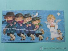 Antigua  postal de navidad de Ferrandiz Vintage Christmas, Easter, Beautiful, Illustration, Angeles, Fictional Characters, Angels, Unicorns And Mermaids, Children Images
