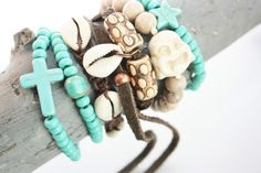 Ownmade jewelry by Marijke♡......ibiza bracelet set