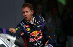 """Vettel, rimonta-super: """"Mi sono divertito"""""""