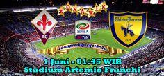 Prediksi Fiorentina vs Chievo 1 Juni 2015