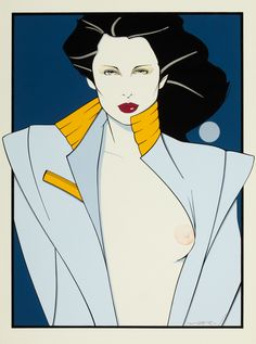 View Playboy illustration by Patrick Nagel on artnet. Browse upcoming and past auction lots by Patrick Nagel. Patrick Nagel, Peter Shire, New Wave, Nagel Art, Kitsch, Silhouette Clip Art, Illustration, Art Deco, Mixed Media Canvas