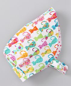 Fiesta Feline Bonnet - Infant & Toddler