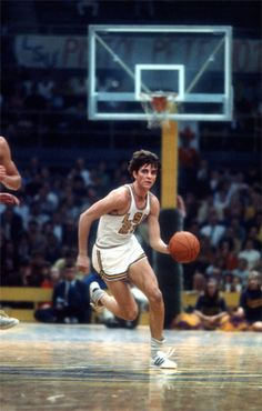 Pete Maravich, the All Time NCAA scoring leader with 44.2 points per game.  He sent these records in 1968-70 and no one has coming close to eclipsing it.  He was three time SEC player of the year and three time All American in these years.