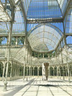 Spain Travel Inspiration - Buen Retiro, Madrid, Spain