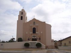 Clovis, New Mexico - Our Lady of Guadalupe Church