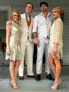 Gatsby attire