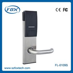 Electronic Hotel Lock for Europe Style