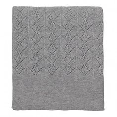 By Nord Kids Throw Clam Pattern | Occa-Home UK