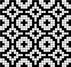 Filet Crochet Charts, Crochet Diagram, Knitting Charts, Crochet Stitches, Knitting Patterns, Free Knitting, Sock Knitting, Crochet Cross, Knitting Tutorials