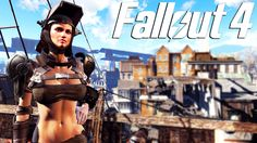 Fallout 4: SEXY QUESTING! Fallout Journey - Secret locations, Rare Amor ...