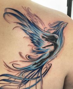 55 Gorgeous Phoenix Tattoos You Must Try 55 Gorgeous . - 55 Gorgeous Phoenix Tattoos You Must Try 55 Gorgeous Phoenix Tattoos You Must Try About 55 Gorgeous - Phoenix Tattoo Feminine, Small Phoenix Tattoos, Phoenix Tattoo Design, Small Tattoos, Tattoos 3d, Side Tattoos, Body Art Tattoos, Sleeve Tattoos, Cool Tattoos