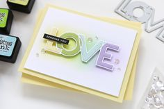 1 April 2020 | CZ Design | Outline Love Die with Soft Paste