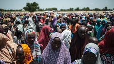 FOW 24 NEWS: Over 46, 000 IDPs Return To Borno From Cameroon, C...