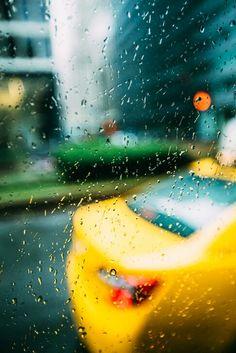 Rainy day in NYC. #honeymoon #travel #photography