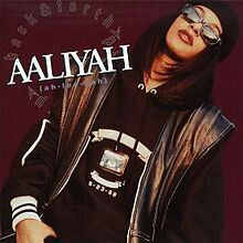 """#25. """"Back And Forth""""  ***  Aaliyah  (1994)"""
