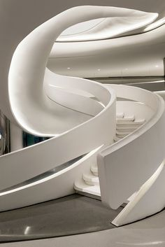 Futuristic Architecture, Sky SOHO by Zaha Hadid Architects, Shanghai, China