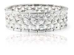 Rosendorff Bridal Collection Brilliant Diamond Bracelet