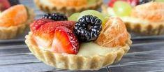 Pasta Brisa, Quiche, Acai Bowl, Sushi, Cheesecake, Muffin, Breakfast, Ethnic Recipes, Desserts