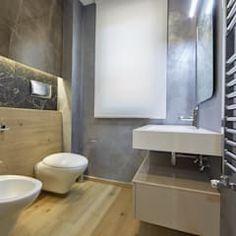 moderne Badezimmer von marco olivo