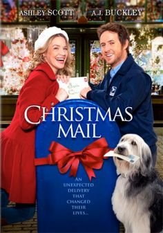 Christmas Mail - Ashley Scott & A.J. Buckley.