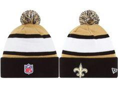 NFL New Orleans Saints Beanies (7) , for sale online  $5.9 - www.hatsmalls.com