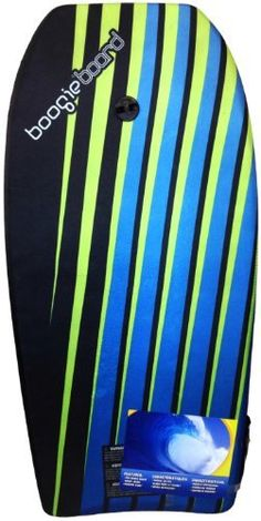 A pro board shaped boogie board with a wrist leash and a phuzion core center. Boogie® Board bodyboards are designed for the beginner who wants to experience the thrill of bodyboarding for the first time. Boogie® Boards are built for any rider, any size at any age. Let's hit the beach and see what you got!