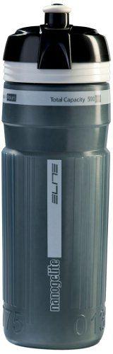 Elite Trinkflasche - Botella de agua para bicicletas de deporte, color 538