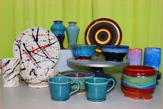 Pottery That Sells Well - 9 Pieces All Potters Should Make and Sell - Pottery Crafters Electric Pottery Wheel, Ceramic Shop, Sponge Holder, Pottery Classes, Thrown Pottery, Pottery Making, Sculpture Clay, Pottery Studio, Stoneware Clay