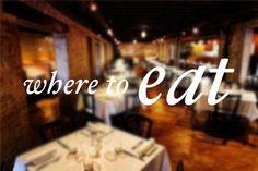 10 best restaurants in NYC from joanna goddard