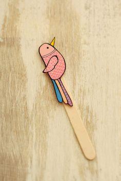 A la page, avec du plastique fou {DIY} - Avec ses 10 ptits doigts - blog DIY