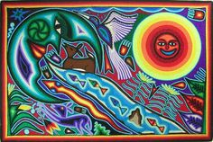 moon and the sun Templates, Artwork, Moon, Paintings, 3d, Beads, Google Search, The Moon, Beading