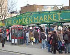 35. Camden Markets  Top 45 Tourist Attractions in London, #England  #touristattractions #London #Londoncityguide