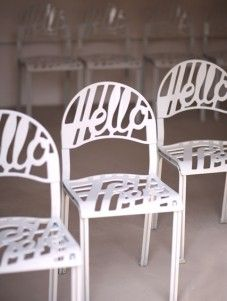 hello there chair-artifort   two columbia road