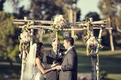 Les plus belles arches de mariage pour une cérémonie religieuse chargée en émotion - Focus Photography