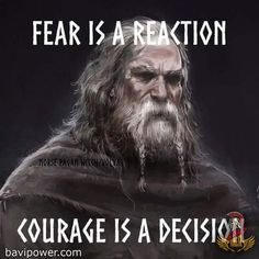 25 Best Viking Quotes that Will Inspire You - Inspire me to carry on - Shipbuilding, war tactics, religious belief, life lessons, etc. of the Vikings are condensed in fol - Citations Viking, Great Quotes, Inspirational Quotes, Quotes For Men, Art Of War Quotes, Good Man Quotes, Inspirational Life Lessons, Motivational Quotes, Wisdom Quotes