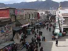 Barkhor Market, Lhasa
