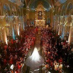 Thánh đường đám cưới Marian Rivera