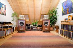 #RecordCollection #MusicRoom #Vinyl