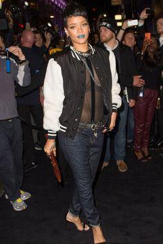 Rihanna: Style file
