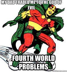 Fourth World Problems