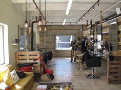 Salon decor all my style