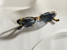 Slay sunny days in petite retro cat eye shades that never feel dated. #GigiForVogueEyewear #ShowYourVogue