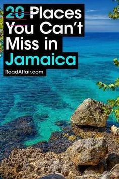 Discover the best places to visit in Jamaica. Don't miss out and find the best things to do and see in Jamaica in this comprehensive travel guide. Negril Jamaica, Visit Jamaica, Jamaica Vacation, Jamaica Travel, Falmouth Jamaica, Bermuda Travel, Best Places To Travel, Vacation Places, Vacation Destinations